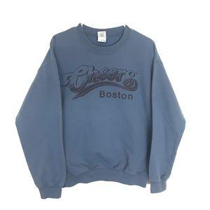 CHEERS BOSTON CREWNECK